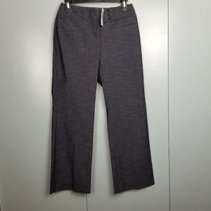 LOFT dark gray dress pants size 0P -C9
